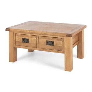 Salisbury Coffee Table wiith Drawers - Small