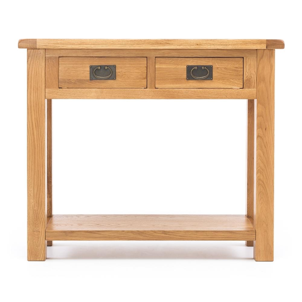 Salisbury Console Table - Two Drawers