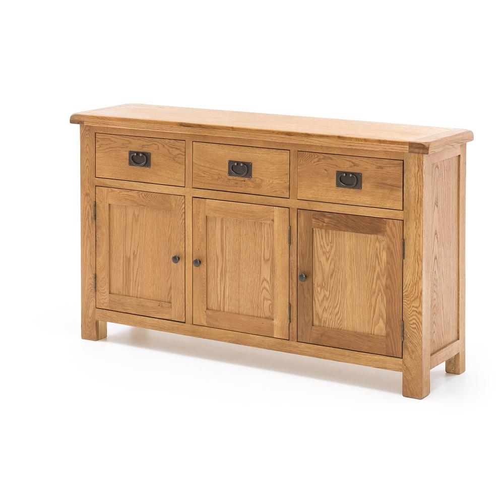 Salisbury Buffet - Three Doors Three Drawers
