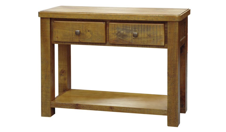 Starling Hall Table - Two Drawers