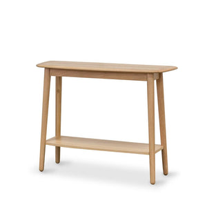 Rotterdam Console Table with Shelf