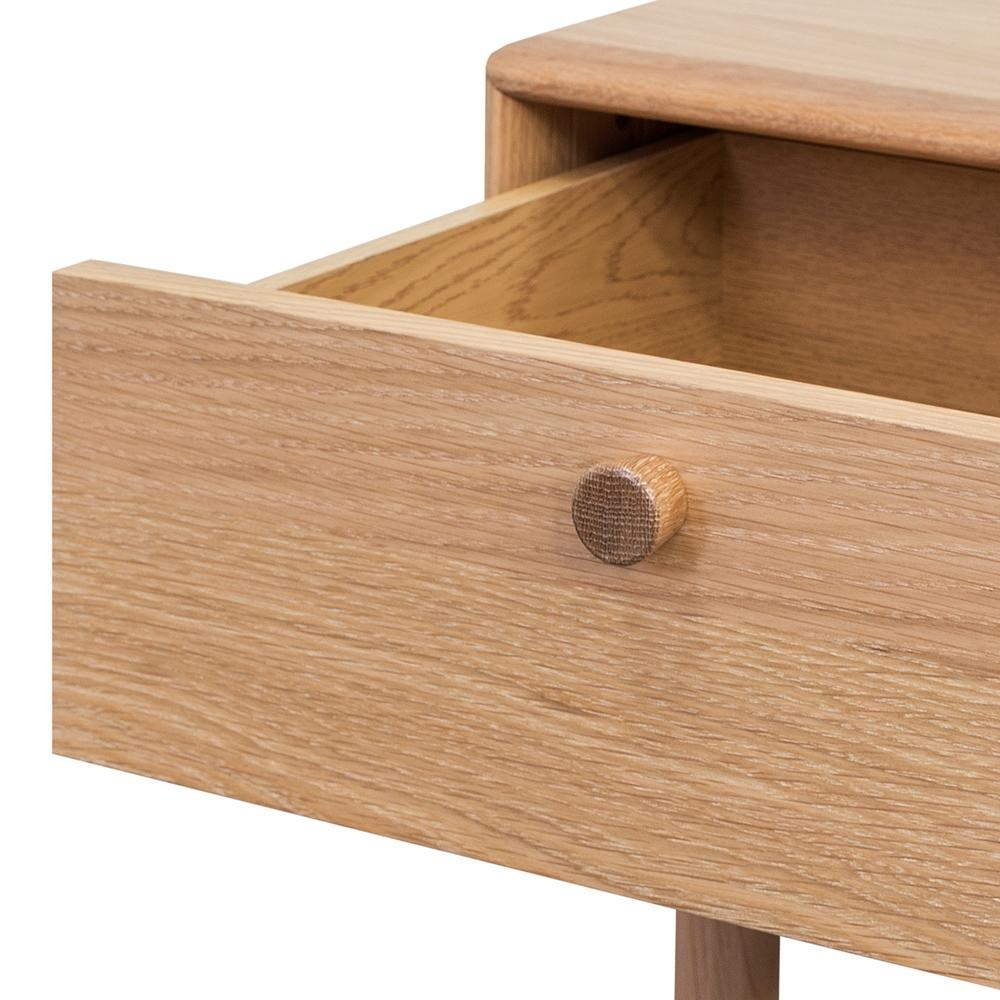 Rotterdam Lamp Table with Drawers