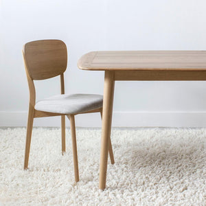Rotterdam Dining Table - 160