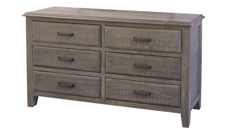 Pepper Lowboy - Six Drawers