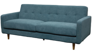 Milano Three Seater Sky Blue