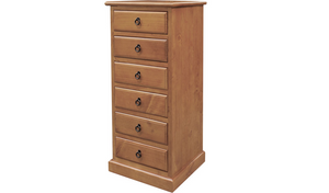 Fen Lingerie Chest - Six Drawers