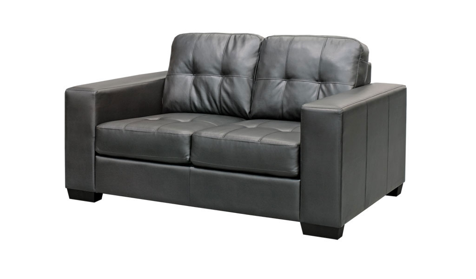 Lacando Two Seater - Bonded Leather