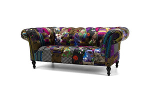 Patchwork Loveseat