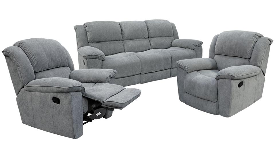 Crane Recliner Suite - ThreeRR+R+R