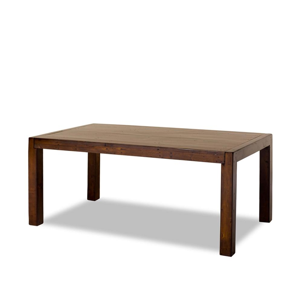 Post and Rail Dining Table - 180