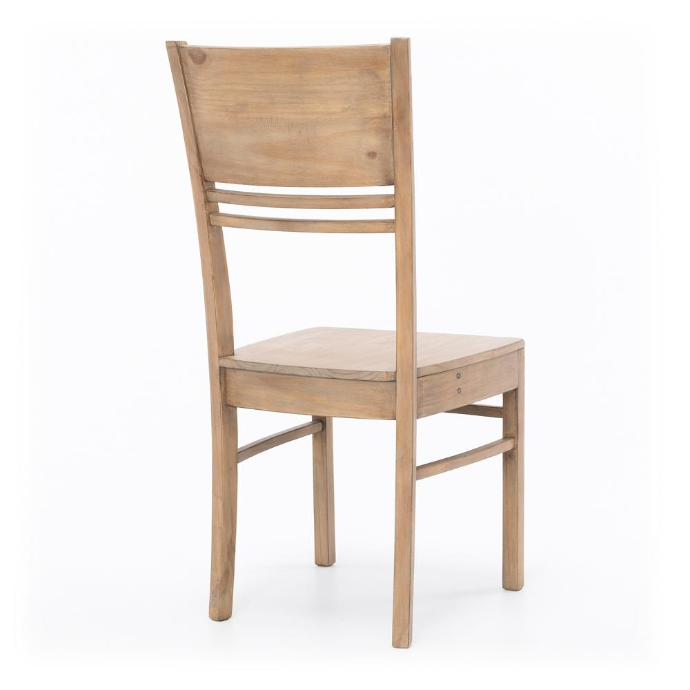 Toscana Dining Chair - Timber Seat