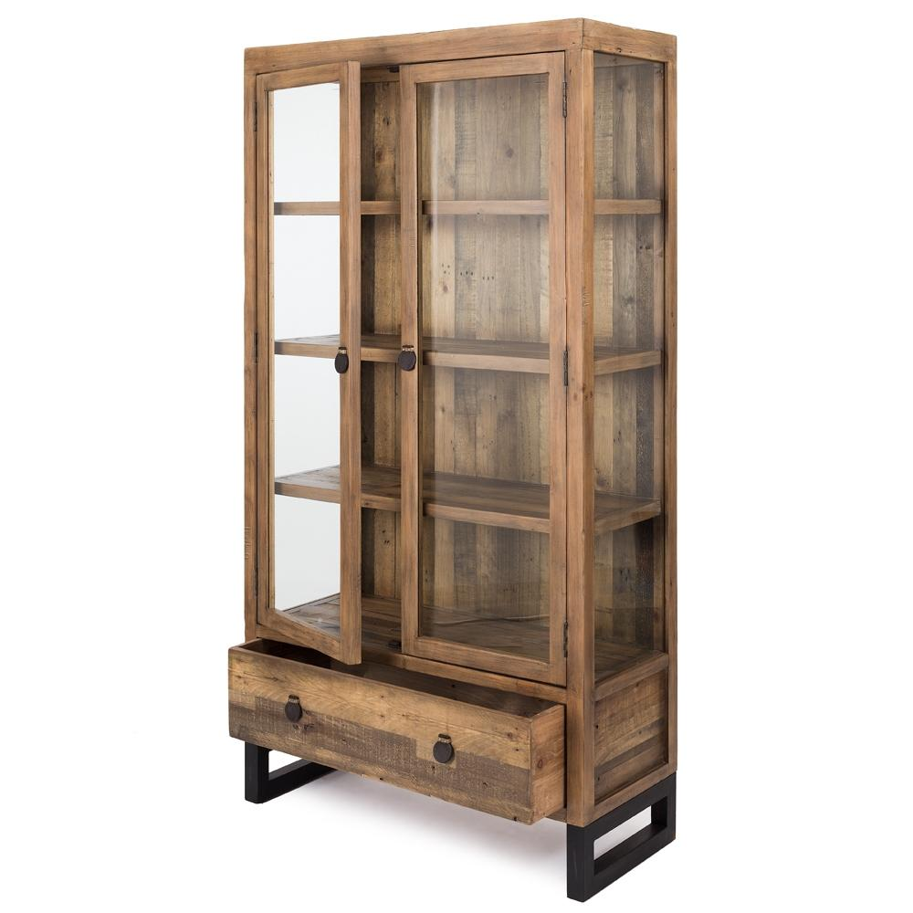 Forged Display Cabinet