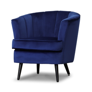 Isla Accent Chair - Royal