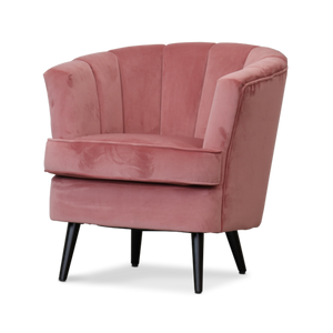 Isla Accent Chair - Pink