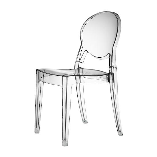Igloo Dining Chair - Transparent