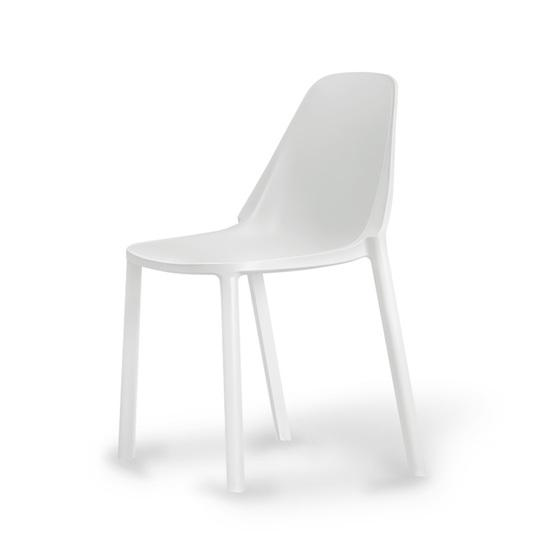Pure Dining Chair - White