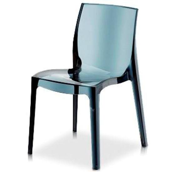 Imola Dining Chair - Smoke Grey