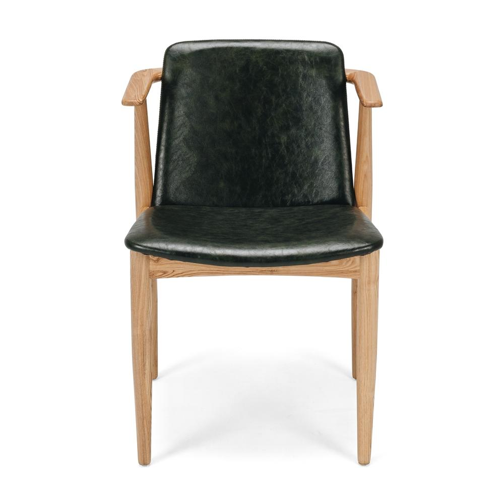 Flores Chair Vintage - Green