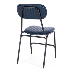 Datsun Dining Chair Vintage - Blue