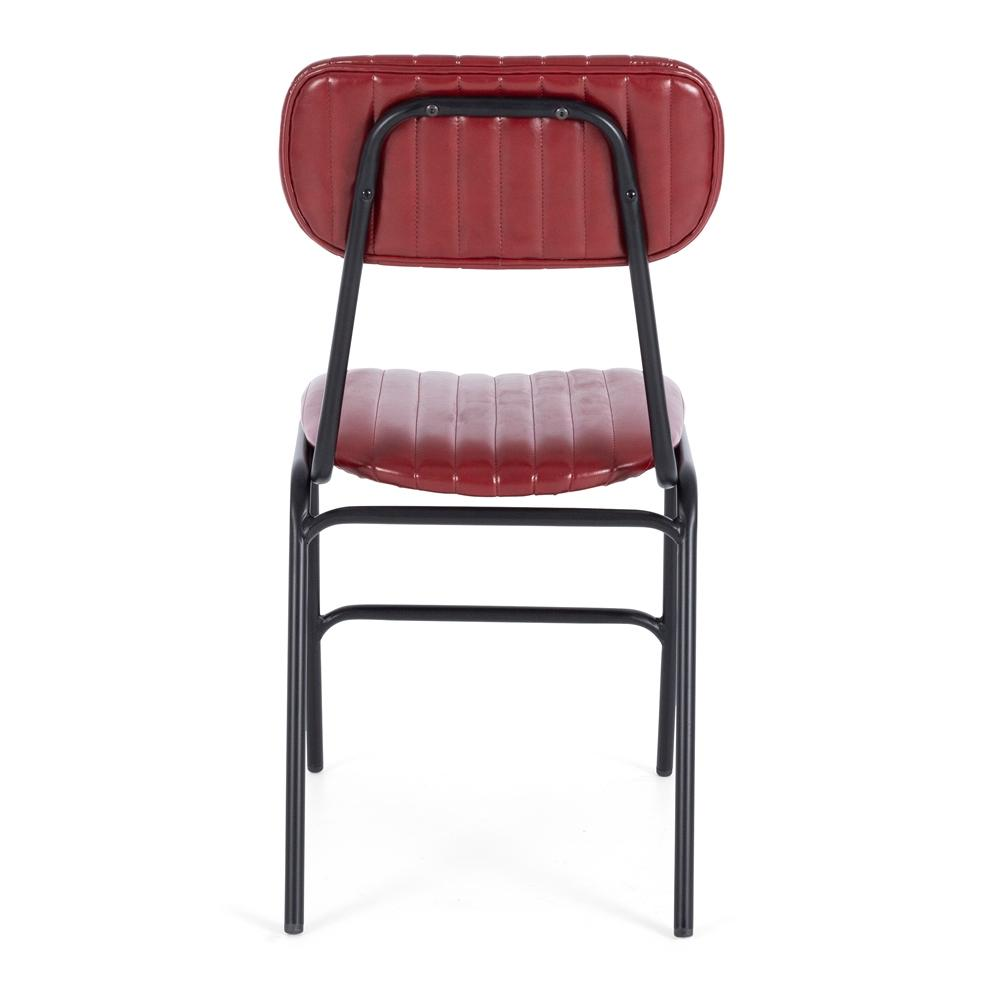 Datsun Dining Chair Vintage - Red