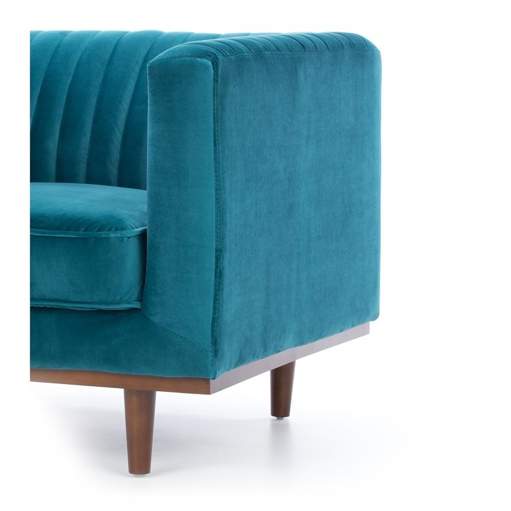 Madison Armchair - Daintree Velvet