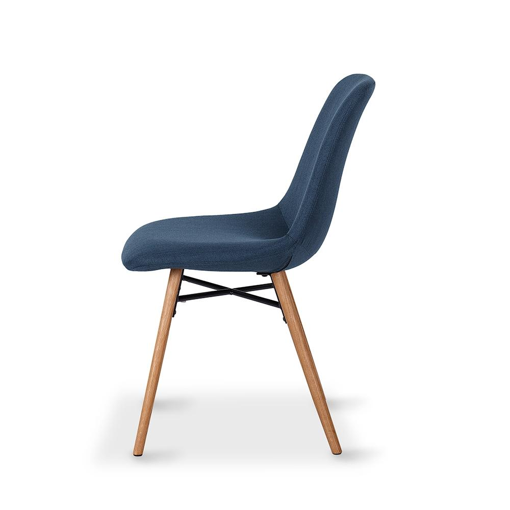 Mesa Dining Chair - Dark Blue