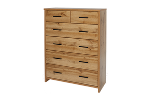 Nova Dresser - Six Drawers