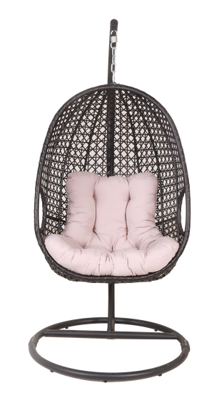 Raglan Egg Chair - Chocolate