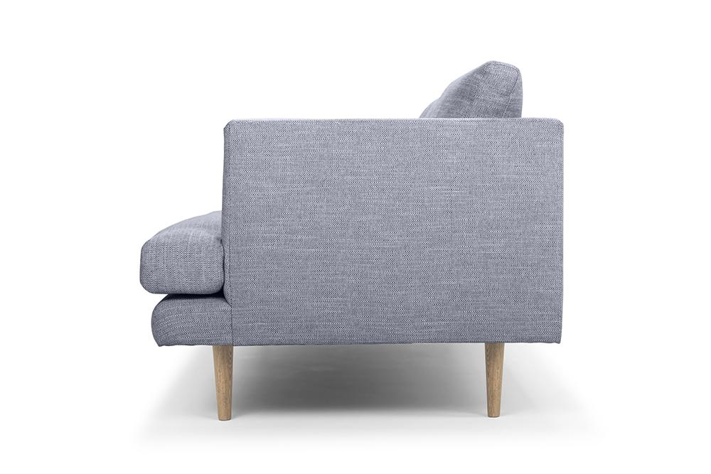 Hans Armchair Light Blue