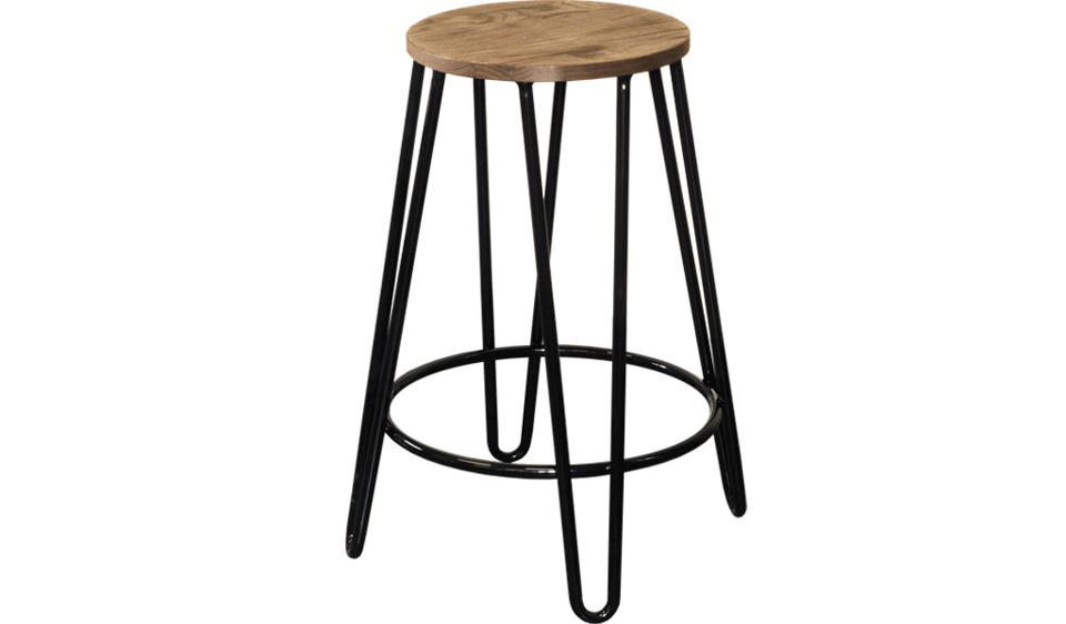 Willow Barstool - 650 (Light Elm)