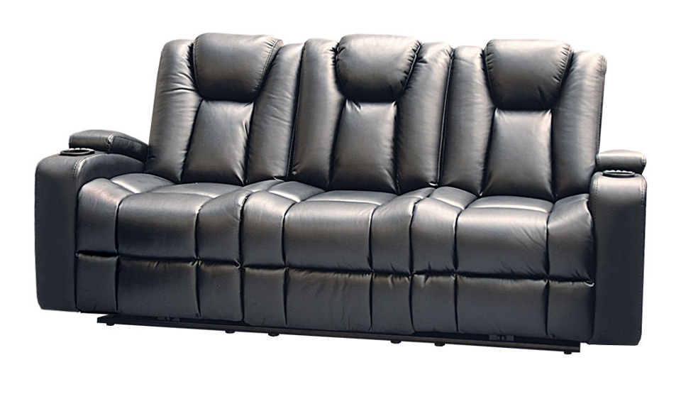 Rowan Recliner Sofa - ThreeRR