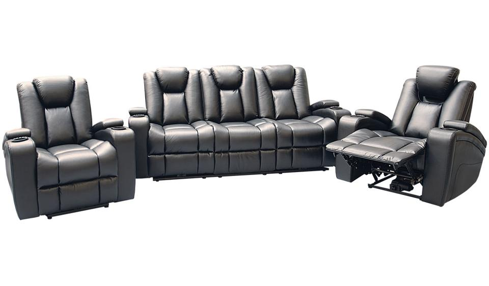 Rowan Recliner Suite - ThreeRR+R+R (Electric)