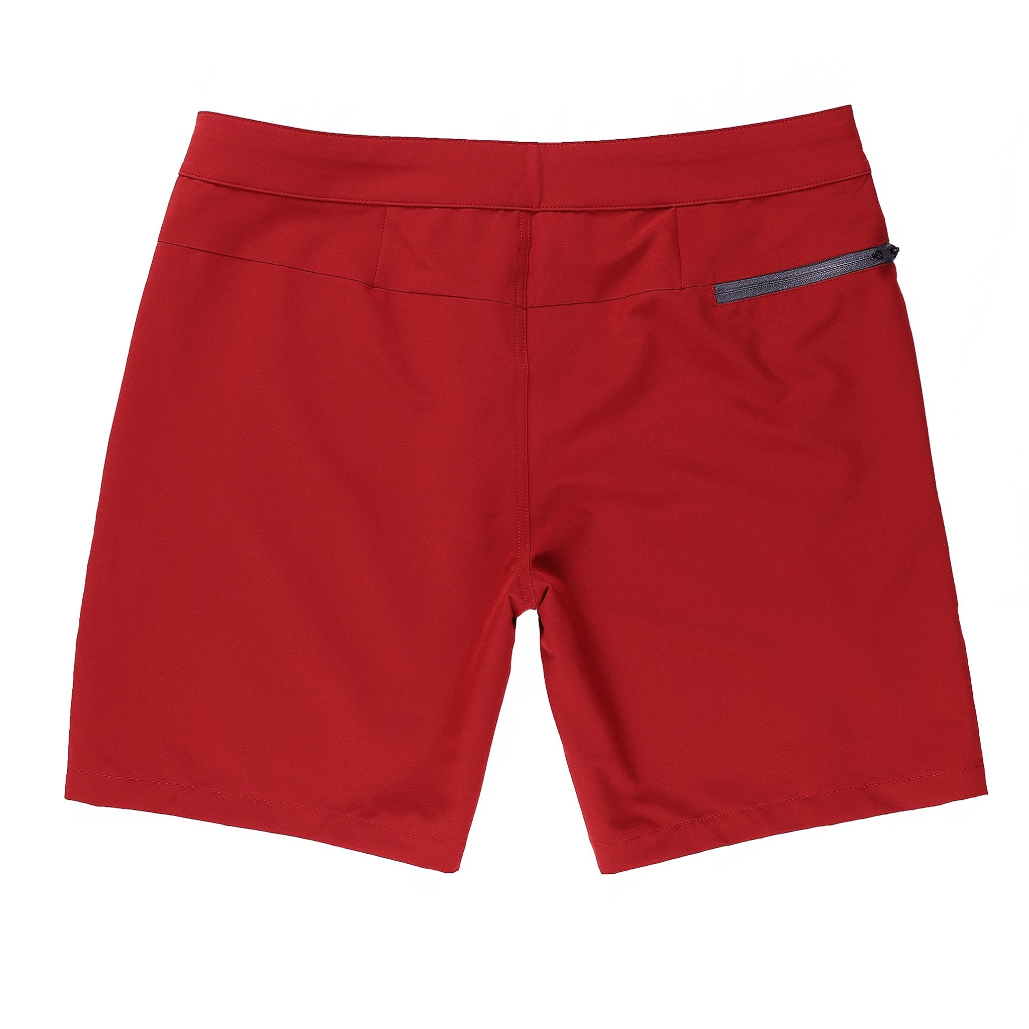 Seacliff Swim Short in Brick