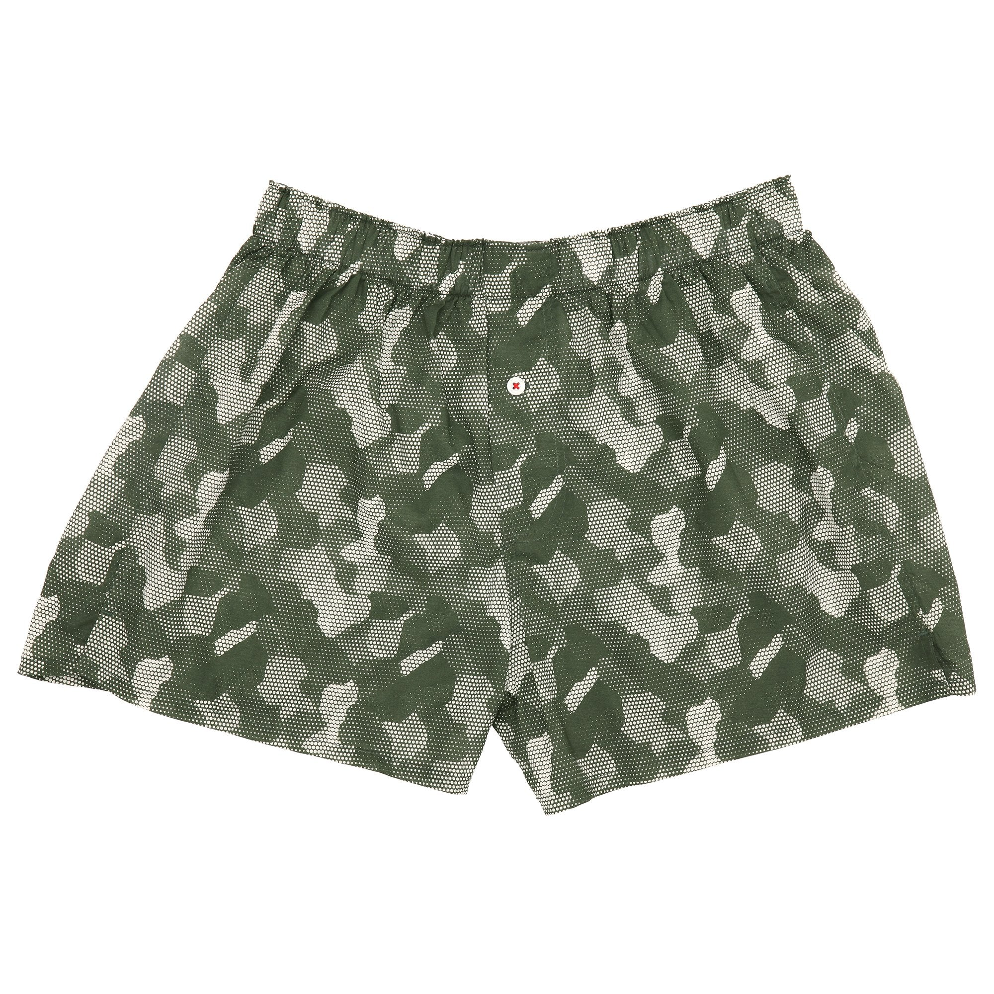 Organic Cotton Digital Camo Boxer