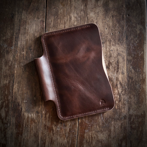 Brown Journal Sleeve