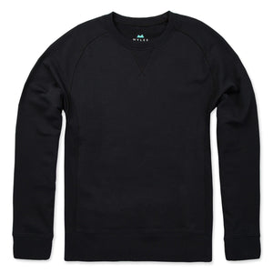 Everyday Crew Sweatshirt in Coal