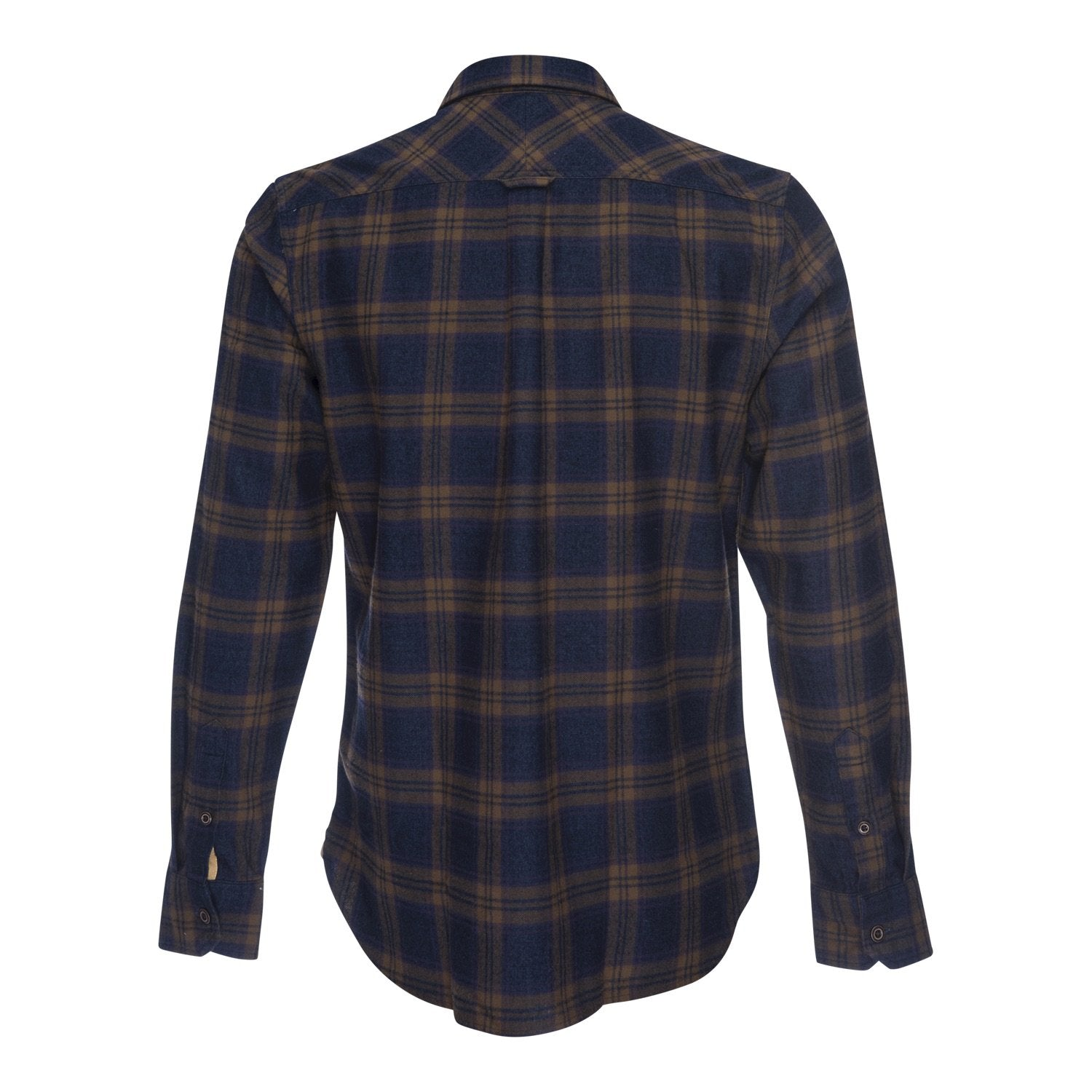 Truman Outdoor Shirt in Purple Plaid