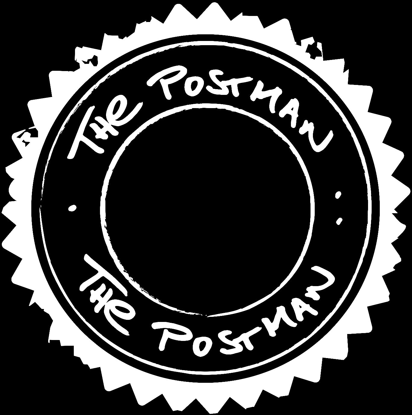 THE POSTMAN ART LOGO