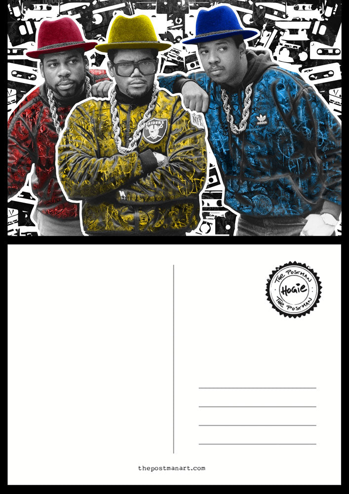 NEW!!! - Hogie Postcard Pack