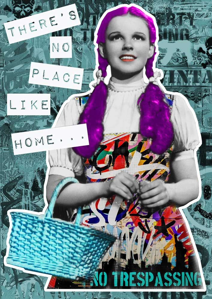 Dorothy - No Place like Home (Print)