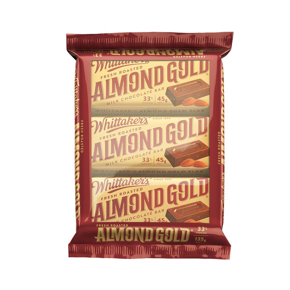 Whittaker Almond Gold Multi 24 x 135g