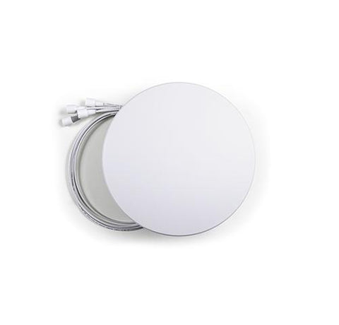 Meraki Indoor Dual-band Downtilt Omni Antenna, 6-port
