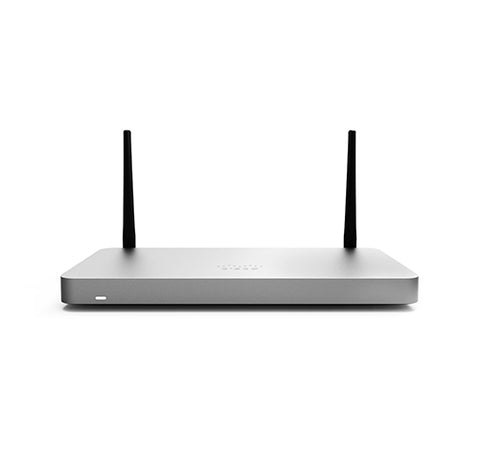 Meraki MX68CW LTE & 802.11ac Router/Security Appliance - WW