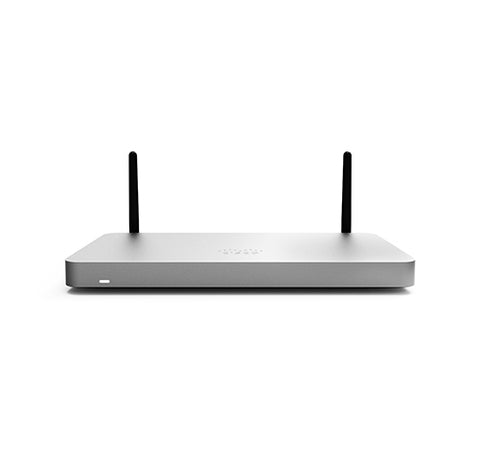 Meraki MX68W Router/Security Appliance with 802.11ac