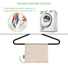 Load image into Gallery viewer, 100% Organic Cotton Mesh Produce Bags Reusable Produce Bags De Life Store