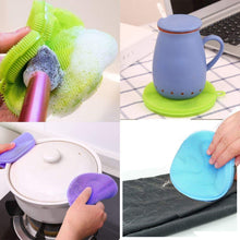 Load image into Gallery viewer, Silicone Cleaning Sponges Silicone Sponges HomeMax Store