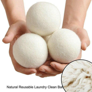 Wool Dryer Balls Jill & Joey Reusable Products