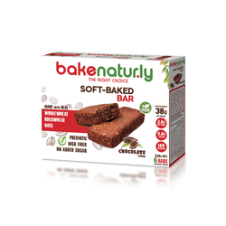 Bake Naturly Chocolate Soft-Baked Bar