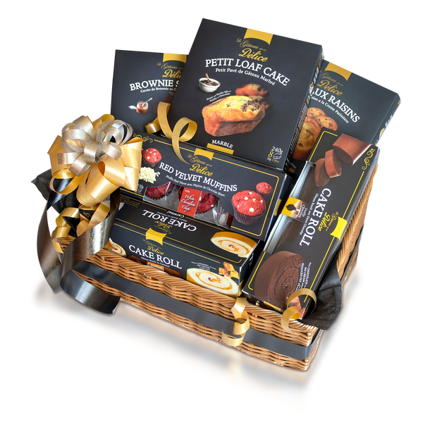 Delice Food Hamper (Gift Basket)