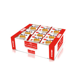 Eurocake 3pc Mini Rolls Strawberry 24pc Tray